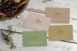 The Spa Wellness Cards